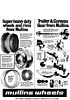 Heavy duty truck wheels & rims