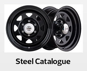 Steel Wheel Catalogue